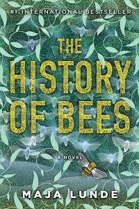 Book cover of The History of Bees by Maja Lunde